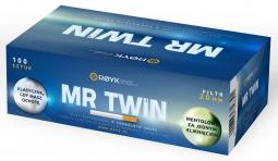 MR Twin z kapsułką mentolową filtr 15 mm